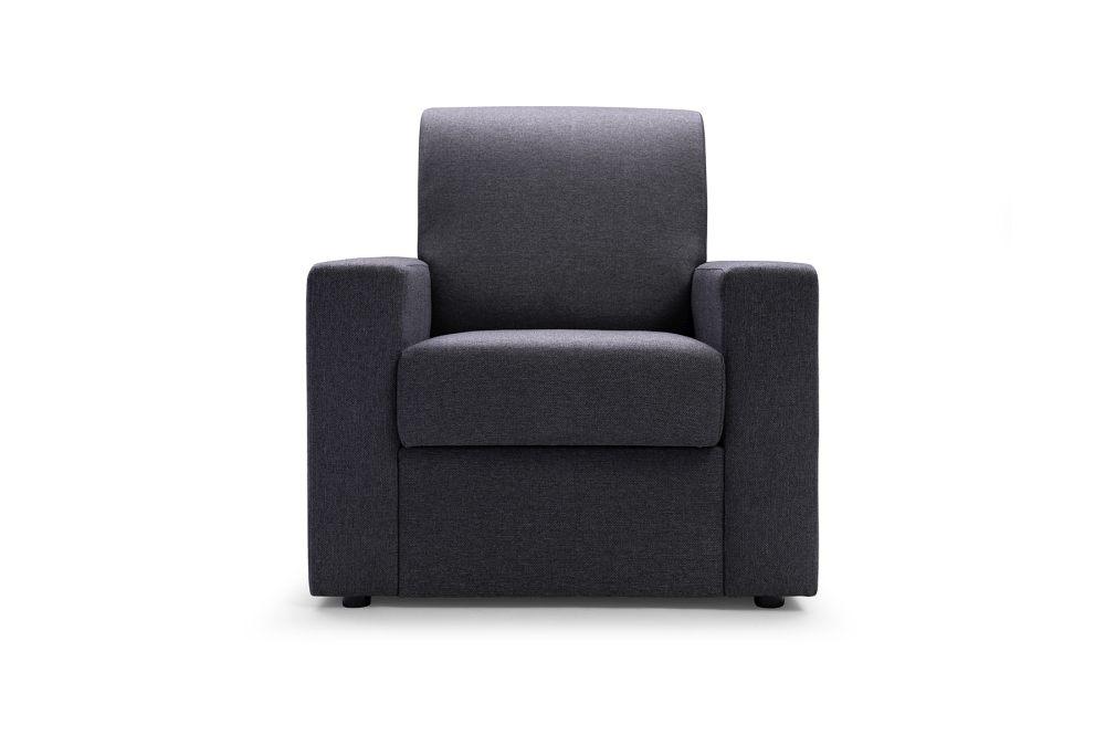EVELINE - wygodny fotel ze schowkiem 2