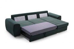 Narożnik KIRIS - narożnik z dużą powierzchnią spania 10
