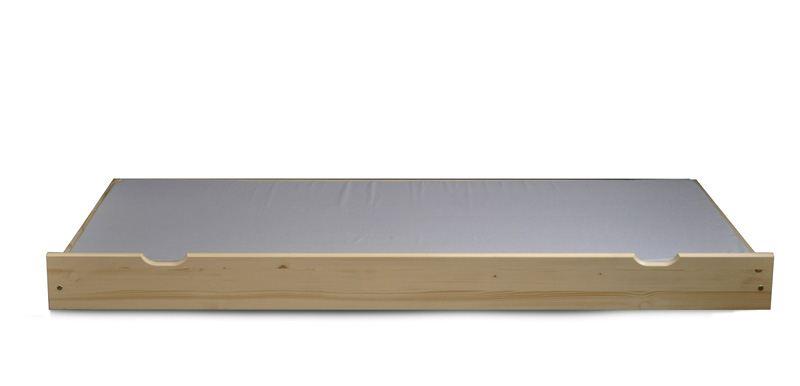 Szuflada do łóżek drewnianych 198CM 19