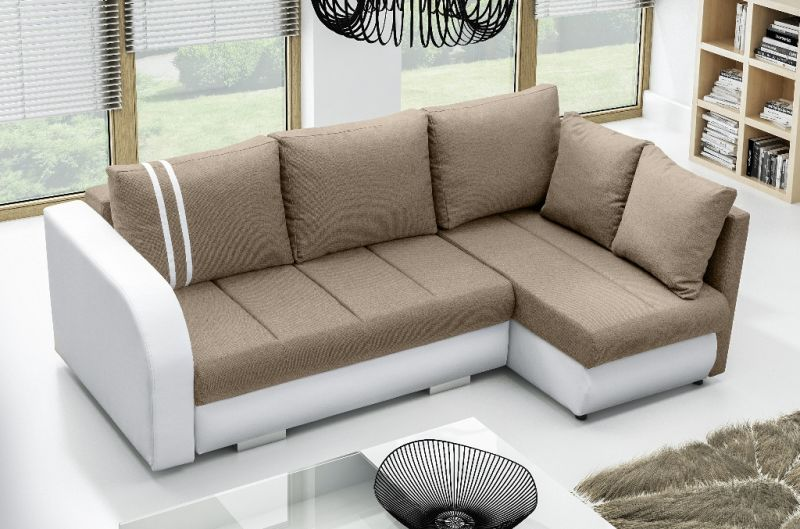 Narożnik METRO - narożnik z dużą powierzchnią spania 3