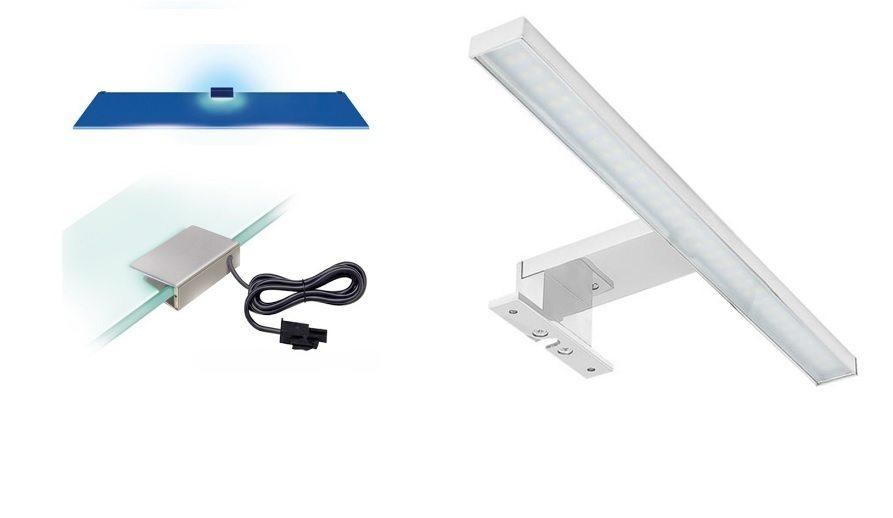 Oświetlenie LED do mebli łazienkowych 4
