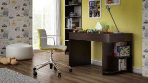 Jak w małym mieszkaniu zaaranżować kącik do nauki dla dziecka? 1
