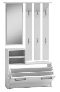 DIANA - biała garderoba do przedpokoju 4