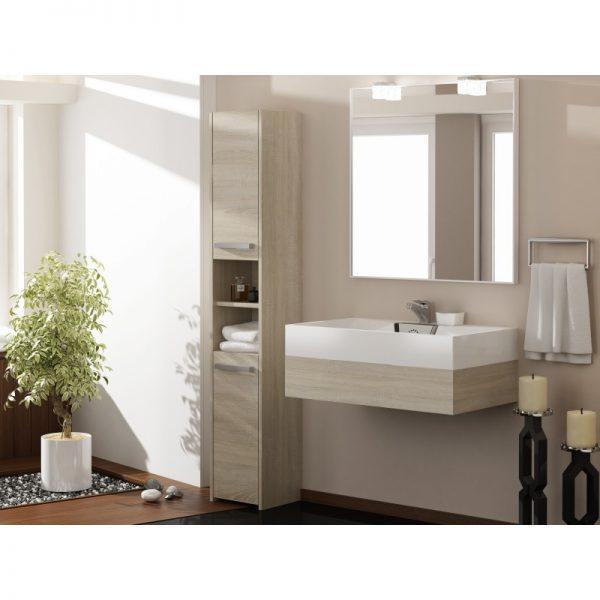 PROVENCE 40S - słupek łazienkowy sonoma 1