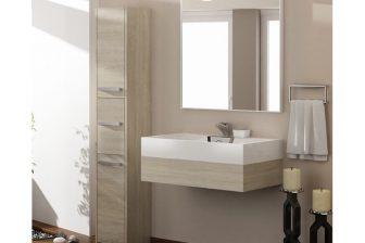 PROVENCE 33S - słupek łazienkowy sonoma 3