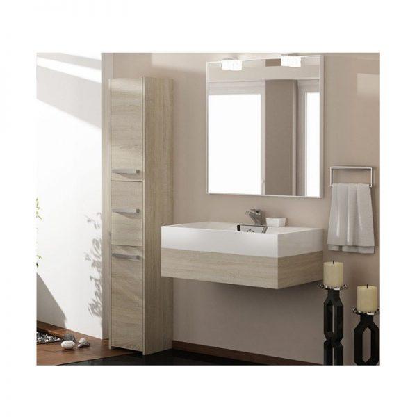 PROVENCE 33S - słupek łazienkowy sonoma 1