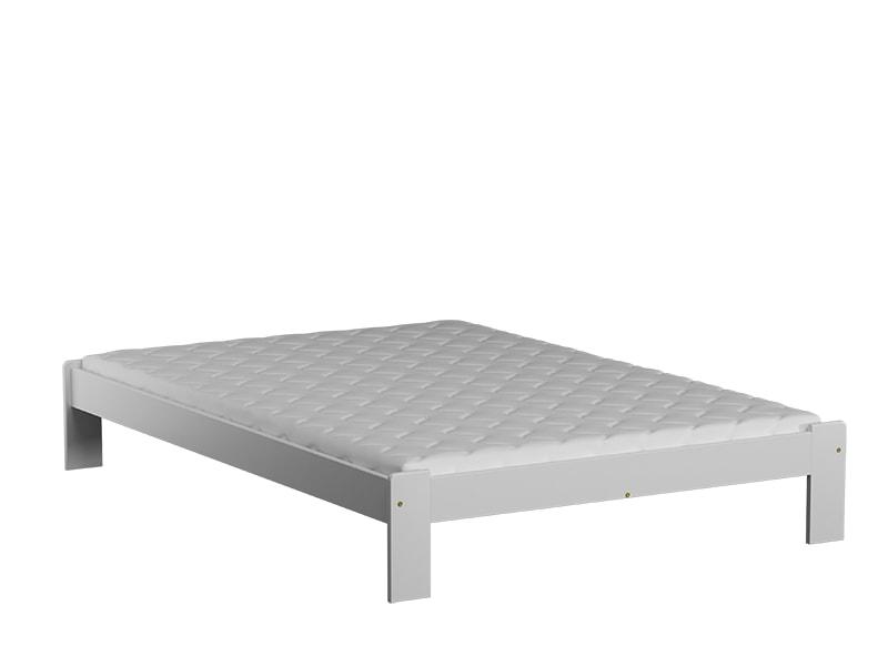 Łóżko WENUS 147 x 206 - biel 2