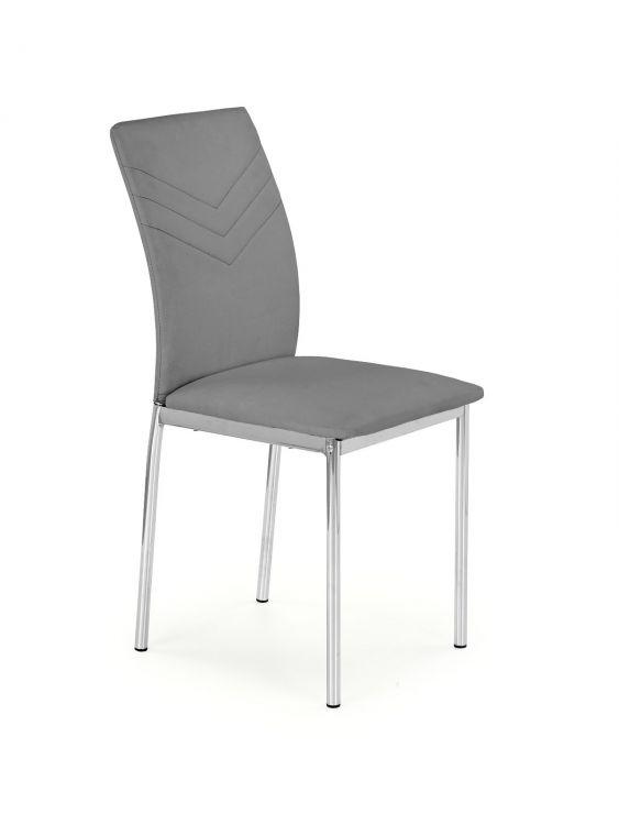 K137 krzesło beż/popiel/ 1