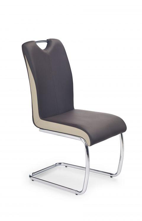 K-184 krzesło BRĄZ 7