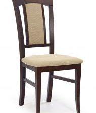 Krzesło KONRAD ciemny orzech 5