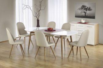 EDWARD - stół rozkładany do salonu 17