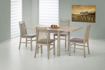 GRACJAN - stół rozkładany dąb sonoma 6