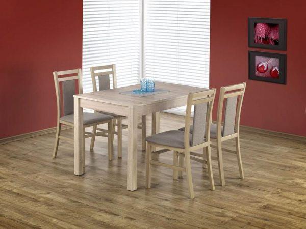 MAURYCY - stół rozkładany dąb sonoma 1