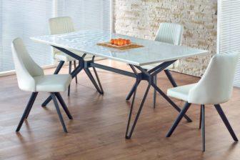 PASCAL - stół w stylu industrialnym 17
