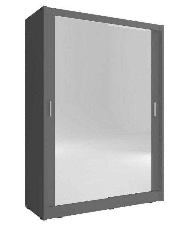 GAJA 150/2L – duża szafa przesuwna 2 lustra różne kolory 1