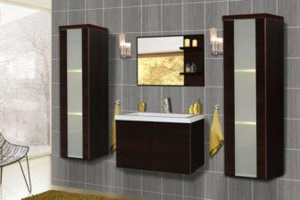CERTO - meble łazienkowe wiszące różne kolory 2