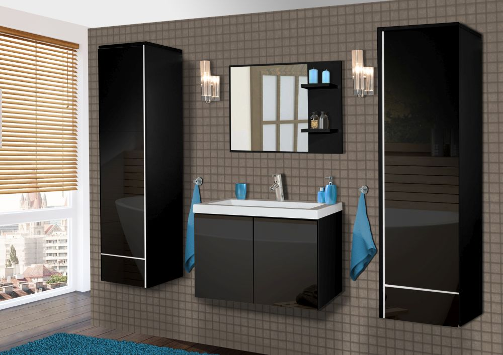 KATRINA - meble łazienkowe wiszące różne kolory 2
