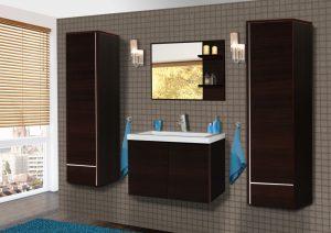 KATRINA - meble łazienkowe wiszące różne kolory 7