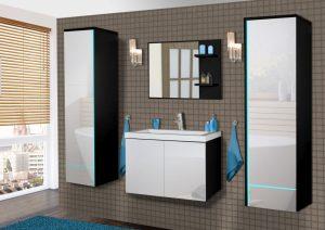 KATRINA - meble łazienkowe wiszące różne kolory 5