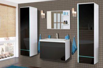 KATRINA - meble łazienkowe wiszące różne kolory 17