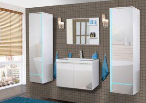 Zestawy mebli łazienkowych 2