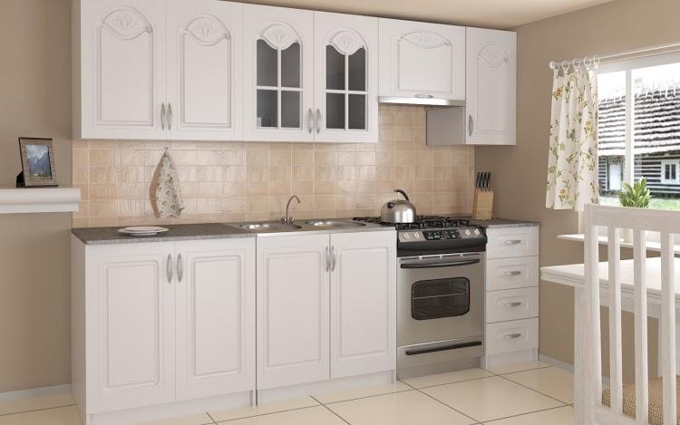 AGATHA - meble kuchenne klasyczne 2,6m lub na wymiar 2