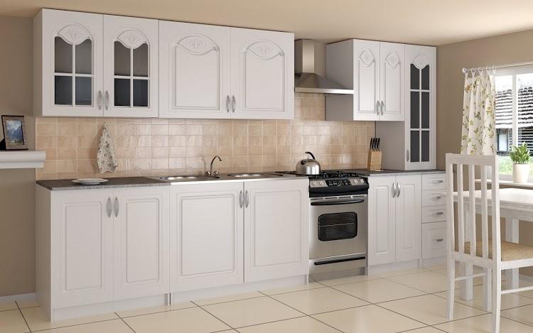 AGATHA - meble kuchenne klasyczne 3,0m lub na wymiar 2