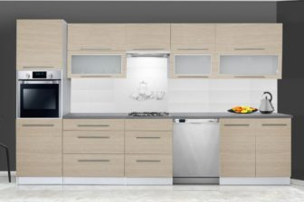EMMY mat - meble kuchenne pod zabudowę 3,5m lub na wymiar 12