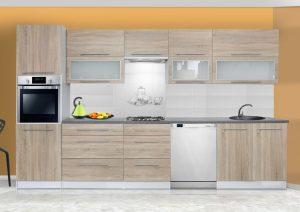 EMMY mat - meble kuchenne pod zabudowę 3,5m lub na wymiar 4