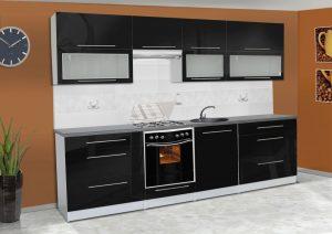 Meble kuchenne ALICJA połysk - różne kolory 2,8m lub na wymiar 8