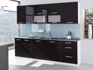 TESSA - meble kuchenne lakierowane różne kolory 2,6m lub na wymiar 8