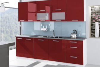 TESSA - meble kuchenne lakierowane różne kolory 2,6m lub na wymiar 13