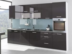TESSA - meble kuchenne lakierowane różne kolory 3,2m lub na wymiar 7