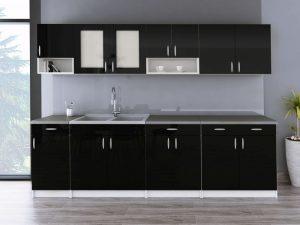 WALENCJA - meble kuchenne na wymiar różne kolory połysk 2,6m lub na wymiar 6