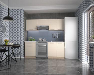MARJA - tanie meble kuchenne różne kolory 2,0m 1