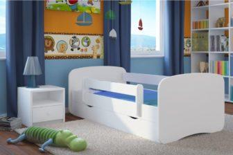 Łóżko KIDS 80x180 z szufladą 8