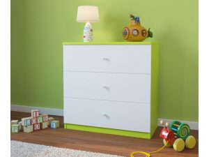 KIDS - komoda dla dziecka różne kolory 2