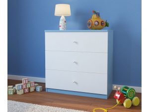 KIDS - komoda dla dziecka różne kolory 3