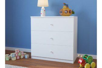 KIDS - komoda dla dziecka różne kolory 12