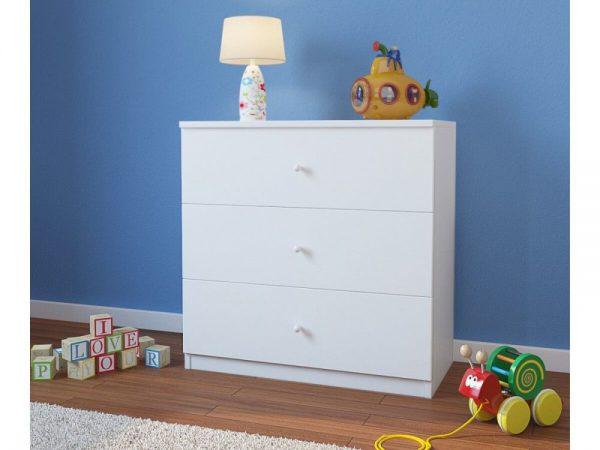 KIDS - komoda dla dziecka różne kolory 1