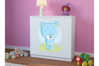 KIDS - komoda z szufladami różne wzory i kolory 11