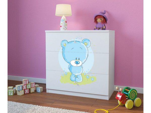 KIDS - komoda z szufladami różne wzory i kolory 1