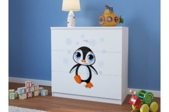 KIDS - komoda dla dziecka różne wzory i kolory 3