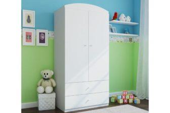 KIDS 90 - biała szafa dla dziecka 5