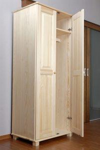 D2-1 80 - szafa drewniana sosnowa 3