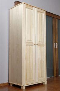 D2-1 80 - szafa drewniana sosnowa 4