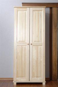 D2-1 80 - szafa drewniana sosnowa 5