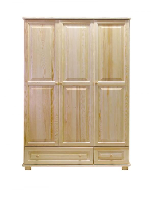 D3-1 120 - szafa drewniana sosnowa 1