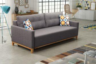 OMO - kanapa w skandynawskim stylu rozkładana 11