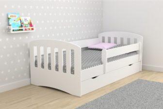 Łóżko dziecięce KINDER 1 80x180 8